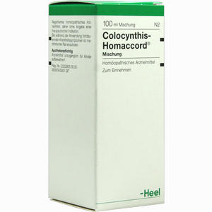 Abbildung von Colocynthis Homaccord Liquidum 100 ml