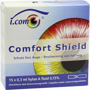 Abbildung von Comfort Shield Augentropfen 15 x 0.3 ml