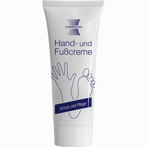 Abbildung von Compressana Hand- und Fußcreme  75 ml