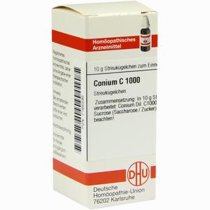 Abbildung von Conium C1000 Globuli 10 g