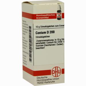 Abbildung von Conium D200 Globuli 10 g