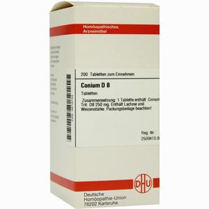 Abbildung von Conium D8 Tabletten 200 Stück