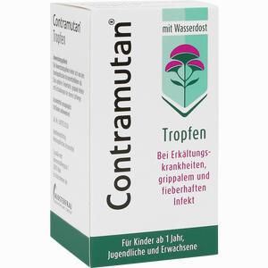 Abbildung von Contramutan Tropfen 50 ml