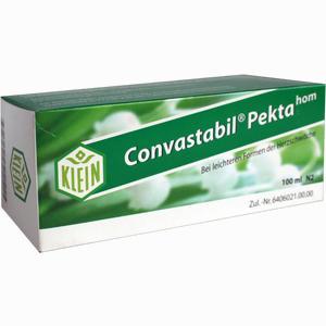 Abbildung von Convastabil Pektahom Tropfen 100 ml