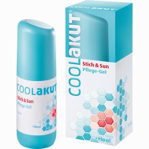 Abbildung von Coolakut Stich & Sun Pflege-gel Gel 30 ml