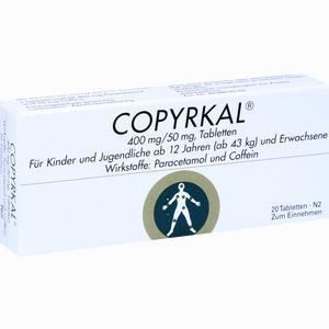 Abbildung von Copyrkal Tabletten 20 Stück