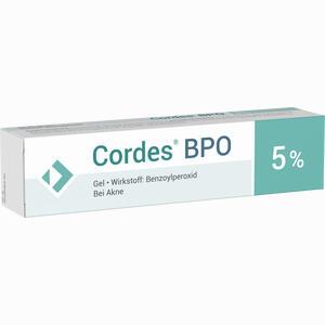 Abbildung von Cordes Bpo 5% Gel 100 g