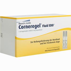 Abbildung von Corneregel Fluid Edo Augentropfen 60 x 0.6 ml