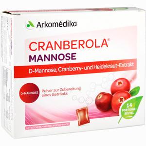 Abbildung von Cranberola Mannose Ple 14 x 4 g