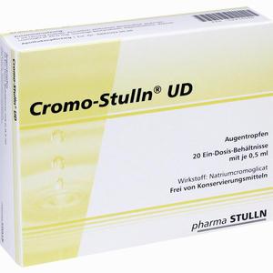 Abbildung von Cromo- Stulln Ud Augentropfen 20 x 0.5 ml