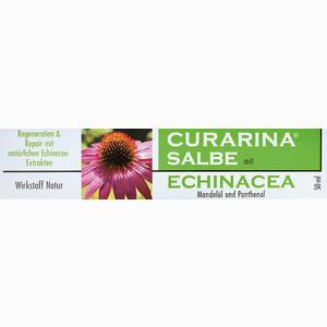 Abbildung von Curarina Salbe mit Echinacea  50 ml