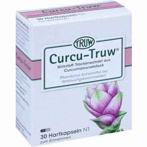 Abbildung von Curcu- Truw Kapseln 30 Stück