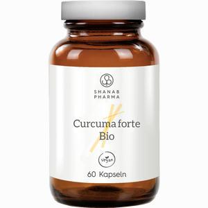 Abbildung von Curcuma Forte Bio + Bioperine - Vegan Kapseln 60 Stück