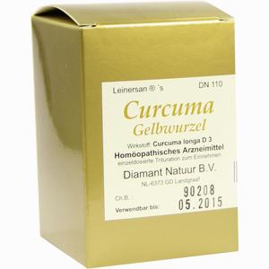 Abbildung von Curcuma Gelbwurzel Kapseln 60 Stück