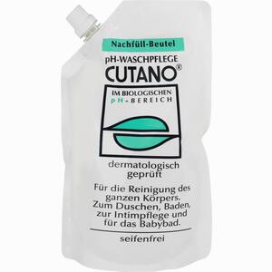 Abbildung von Cutano Ph- Waschpflege im Nachfüller Seife 500 ml
