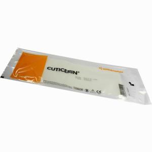 Abbildung von Cuticerin 7.5x20cm Kompressen 1 Stück