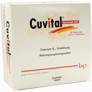 Abbildung von Cuvital Liposomal 100 Trinklösung 25 x 10 ml