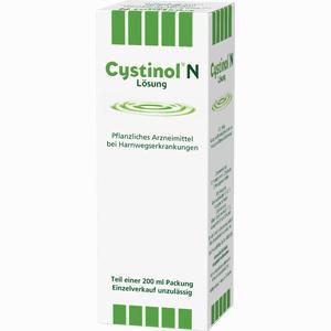 Abbildung von Cystinol N Lösung  200 ml