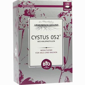 Abbildung von Cystus 052 Bio Halspastillen  132 Stück