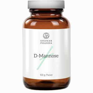 Abbildung von D Mannose Pulver - Vegan  100 g