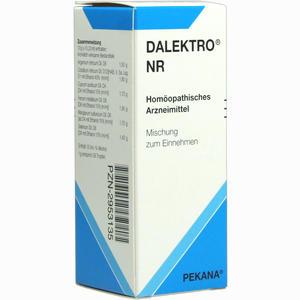 Abbildung von Dalektro Nr Tropfen 50 ml