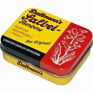 Abbildung von Dallmanns Salbei- Bonbons Dose  46 g