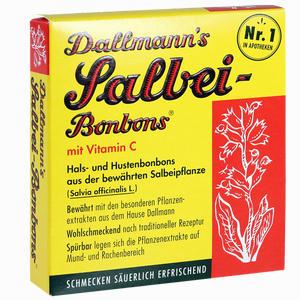 Abbildung von Dallmanns Salbeibonbons  20 Stück