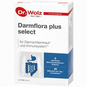 Abbildung von Darmflora Plus Select Kapseln 80 Stück