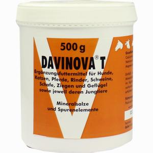 Abbildung von Davinova T Vet 500 g