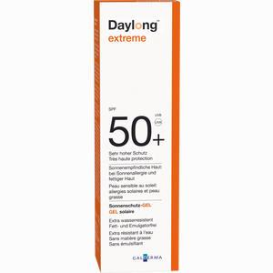 Abbildung von Daylong Extreme Gel Spf 50+ Gel 100 ml
