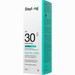 Abbildung von Daylong Gel-creme Spf30 Gel 200 ml