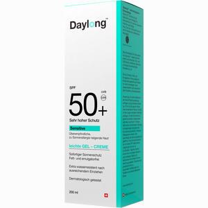 Abbildung von Daylong Gel-creme Spf50+ Gel 200 ml