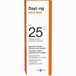 Abbildung von Daylong Ultra Face Spf 25 Creme 50 ml
