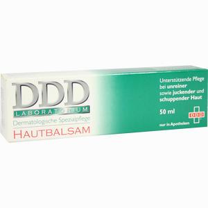 Abbildung von Ddd Hautbalsam Dermatologische Spezialpflege  50 g