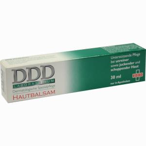 Abbildung von Ddd Hautbalsam Dermatologische Spezialpflege  30 g