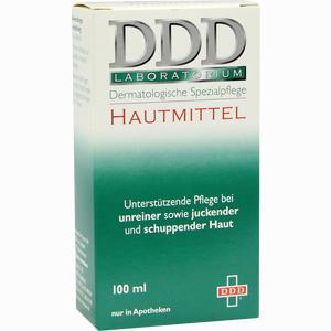 Abbildung von Ddd Hautmittel Dermatologische Spezialpflege Lösung  100 ml
