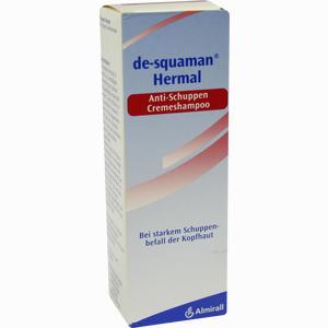 Abbildung von De Squaman Hermal Anti- Schuppen Cremeshampoo  100 ml