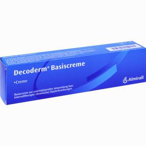 Abbildung von Decoderm Basiscreme  100 g