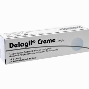 Abbildung von Delagil Creme 20 g