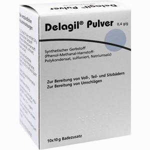 Abbildung von Delagil Pulver 10 x 10 g