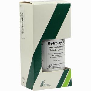 Abbildung von Delto- Cyl L Ho- Len- Complex Schulter- Complex Tropfen 100 ml