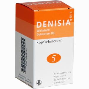 Abbildung von Denisia Nr. 5 Tabletten 80 Stück