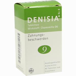 Abbildung von Denisia Nr.9 Tabletten 80 Stück