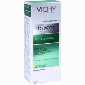 Abbildung von Dercos Anti- Schuppen- Pflegeshampoo für Trockenes Haar  200 ml