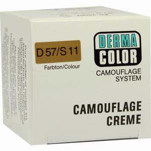Abbildung von Dermacolor Camouflage Creme S11 Naturell  25 ml