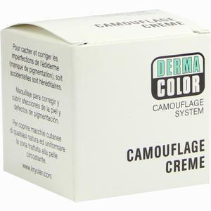 Abbildung von Dermacolor Camouflage S12 Rose Beige Creme 25 ml