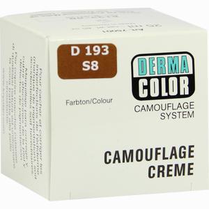 Abbildung von Dermacolor Camouflage S8 Brazil Creme 25 ml