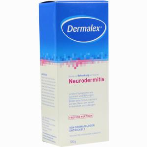Abbildung von Dermalex Neurodermitis Creme 100 g