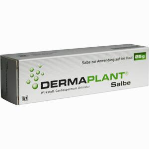 Abbildung von Dermaplant Salbe  25 g