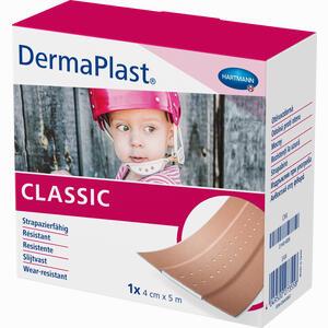 Abbildung von Dermaplast Classic 4cmx5m 1 Stück
